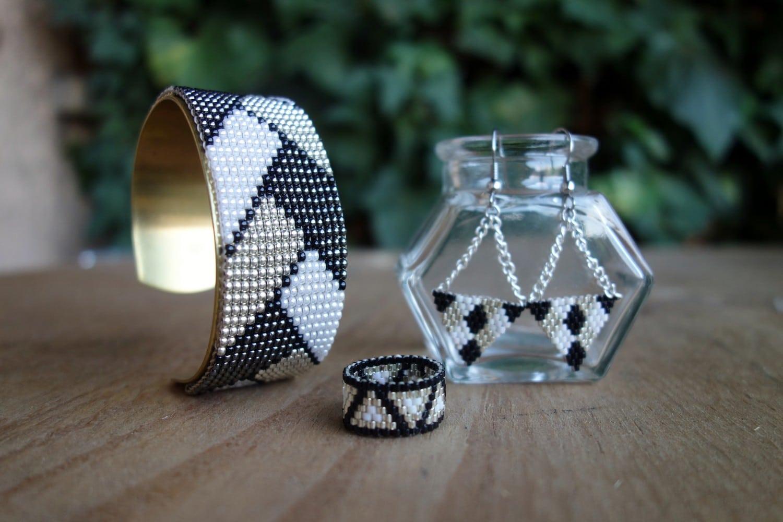 interview de l 39 artisan agathe du comptoir des perles artisans 2 0. Black Bedroom Furniture Sets. Home Design Ideas