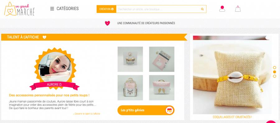 Vendre ses créations sur internet: Les places de marché 5