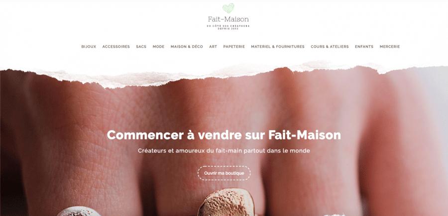 Vendre ses créations sur internet: Les places de marché 4